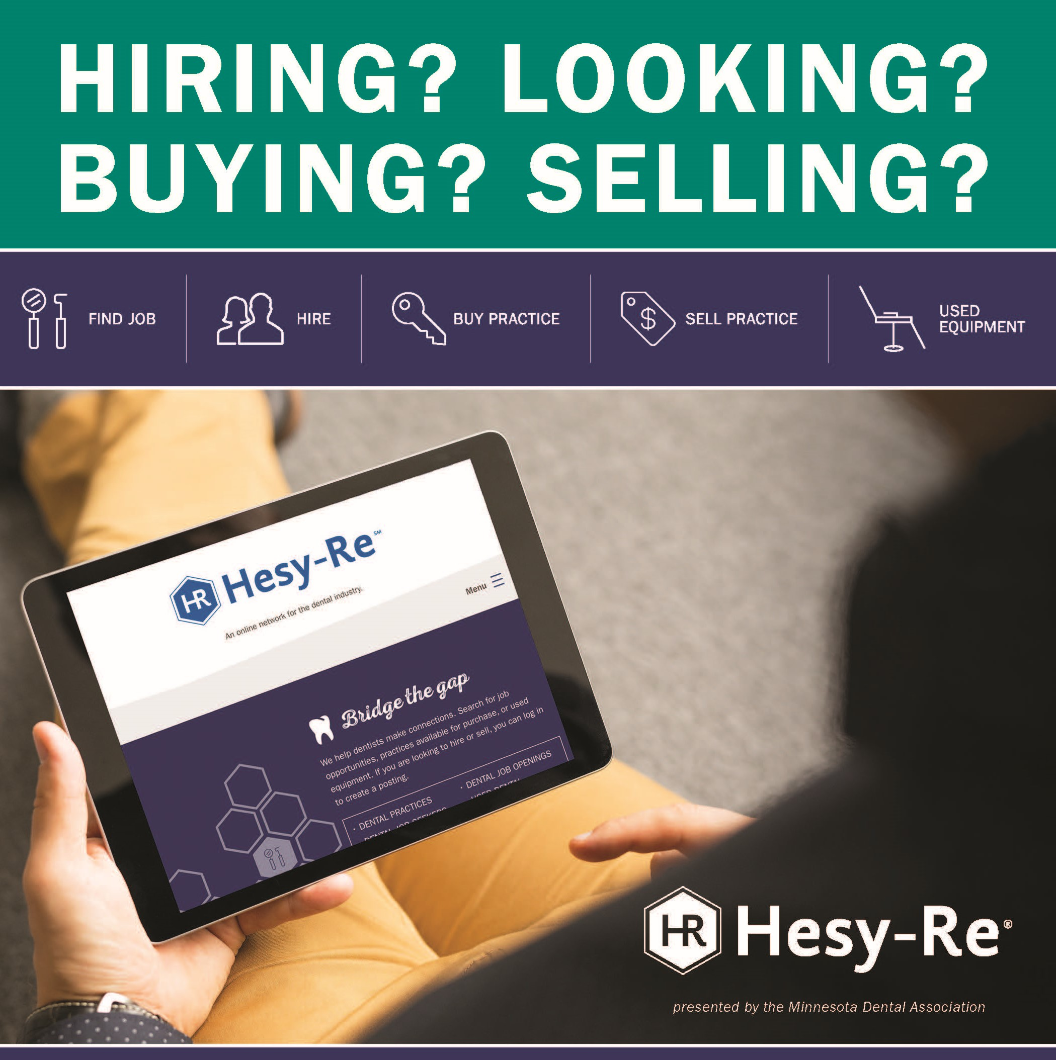 Hiring? Looking? Buying? Selling?
